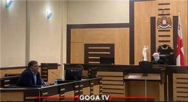 პოლიტიკოსების საქმეები რამდენიმეთვიანი პაუზის შემდეგ სასამართლოში განახლდა