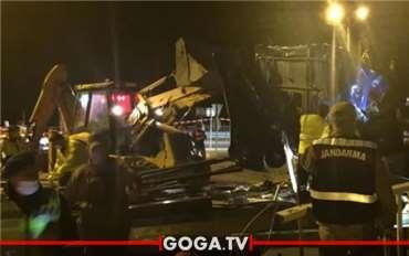 ტრაპიზონთან მომხდარ ავარიას საქართველოს მოქალაქე ემსხვერპლა