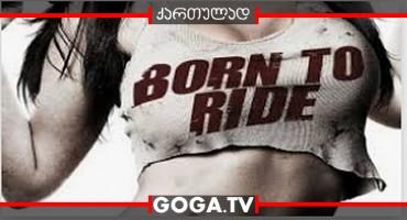 მრბოლელად დაბადებული / Born to Ride