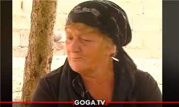 თერჯოლაში დაღუპული 11 წლის მოზარდის ბებია