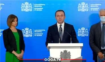 საქართველოში Sinopharm-სა და Sinovac- ის მილიონი დოზა ჩამოვიდა