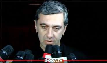 ირაკლი ოქრუაშვილი თავისუფალია - პირველი კომენტარი