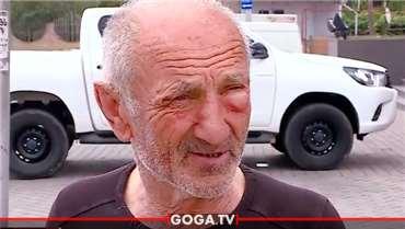 ინციდენტი ხაშურში -74 წლის მამაკაცი სასტიკად ცემეს