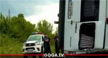 ყვარელში ავტოავარიის შედეგად სამი ადამიანი დაშავდა