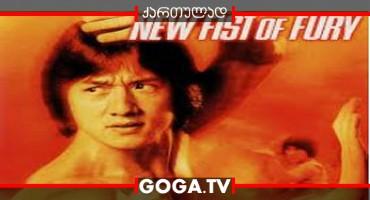 შურისძიების ახალი მუშტი / New Fist of Fury