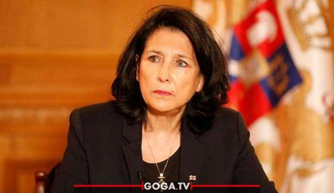 პრეზიდენტმა 8 თავისუფლებააღკვეთილი მსჯავრდებული ქალბატონი შეიწყალა