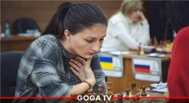 საქართველოს ეროვნული ნაკრების წევრი ნინო ბაციაშვილი ონლაინ ჭადრაკში ევროპის ჩემპიონია