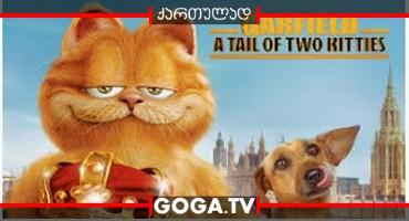 გარფილდი: ორი კატის ისტორია / Garfield: A Tail of Two Kitties