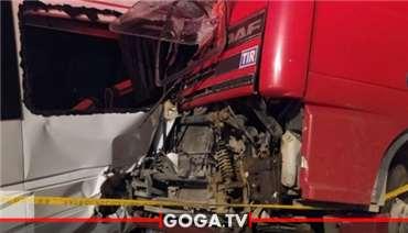 გვიან ღამით გორთან მომხდარ ავარიას 5 ადამიანი ემსხვერპლა