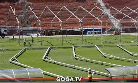 ბრაზილიის ფეხბურთის სტადიონები საველე საავადმყოფოებად გადაკეთდება