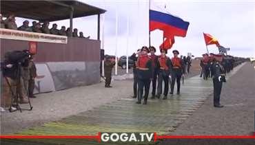 """რუსეთის სტრატეგიული სამხედრო სწავლება """"კავკასია 2020"""" საქართველოს ოკუპირებულ რეგიონებშიც მიმდინარეობს"""