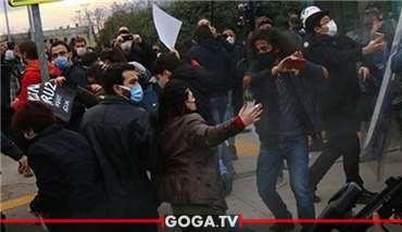თურქეთში, აქციაზე მიმდინარე კვირაში 300-ზე მეტი პირი დააკავეს
