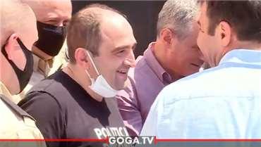 რურუას ავტომობილში პოლიციელებმა მაყუჩი ჩაუდეს - ადვოკატი
