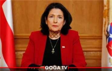 საქართველოს პრეზიდენტი სალომე ზურაბიშვილი ბრიუსელში ვიზიტს იწყებს